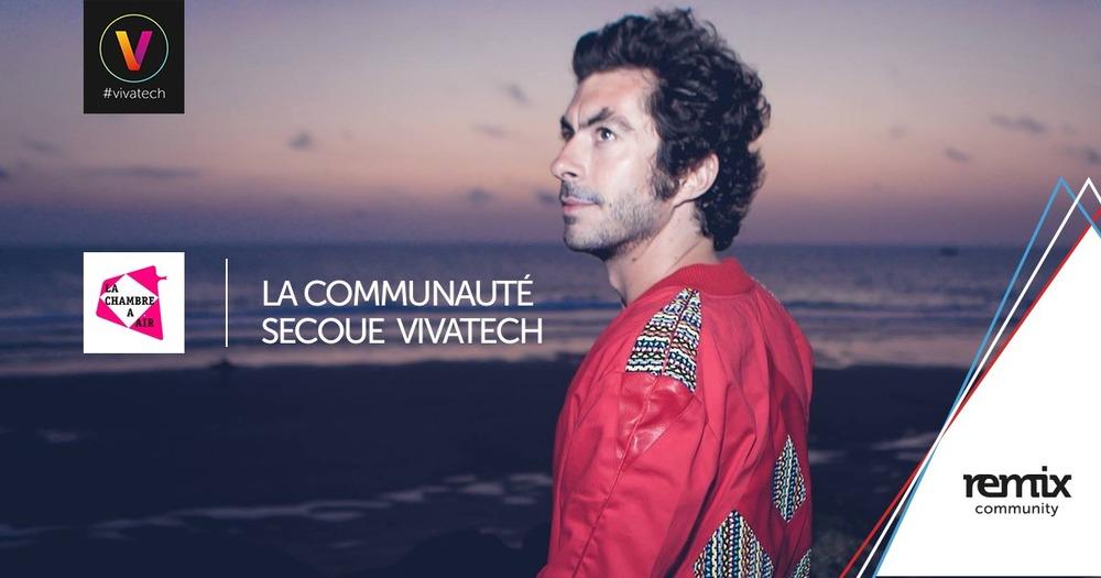 La Chambre à Air : 3 émissions live sur la création avec Xavier, Eve et Jérémy