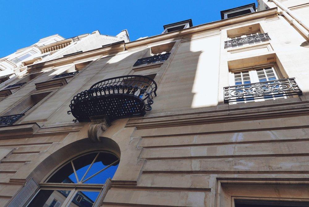 Le bâtiment du Remix - Espace de Coworking Paris 8