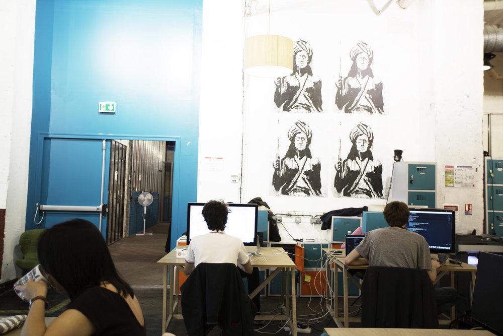 Open Space 1 - Remix Coworking Paris 10