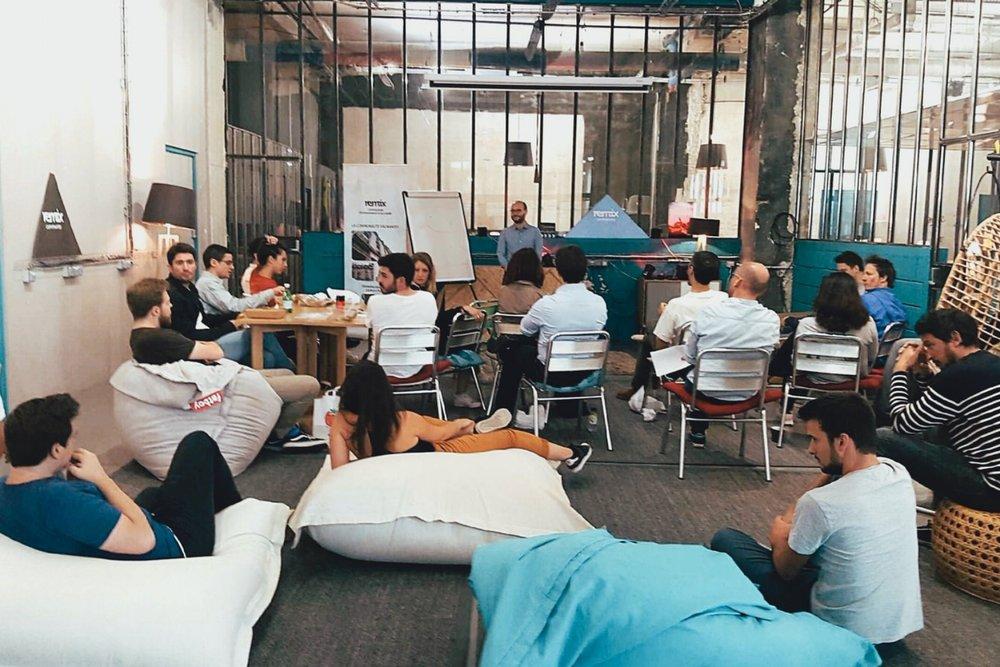 Open Space 2 - Remix Coworking Paris 10