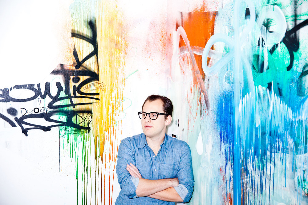Instagram co-founder Mike Krieger for WIRED.
