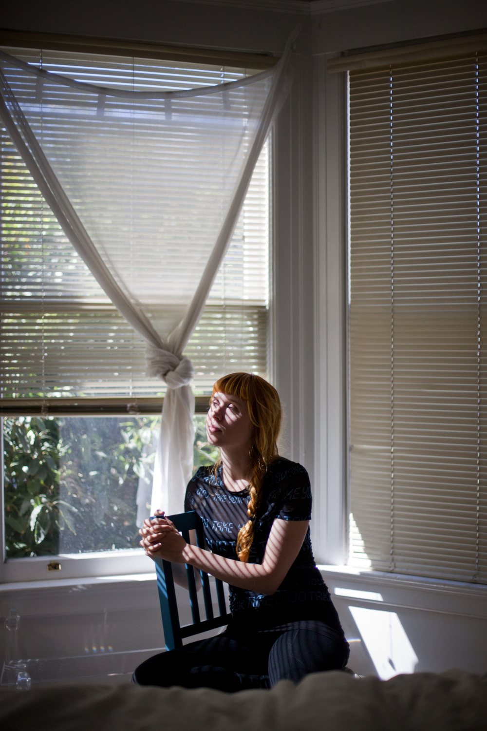 Holly Herndon for  Fader .