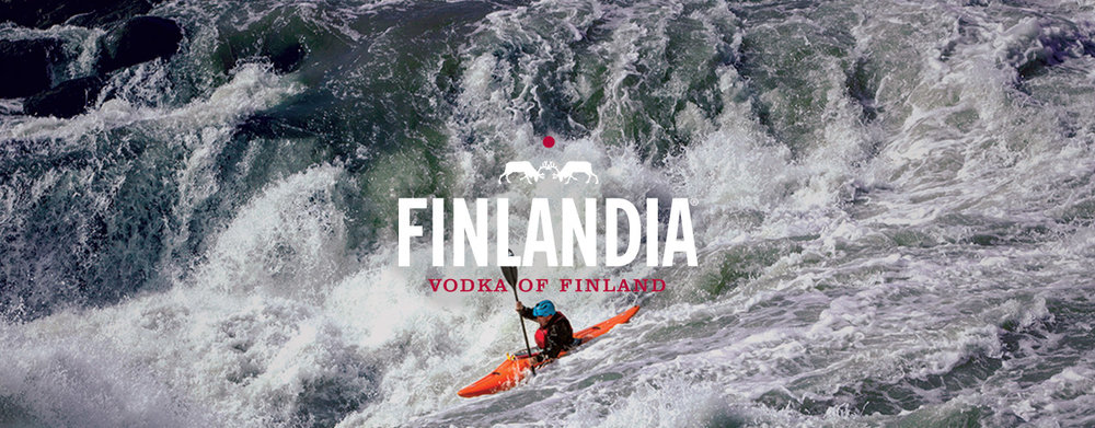 Finlandia Vodka,  Journey From The Source  campaign