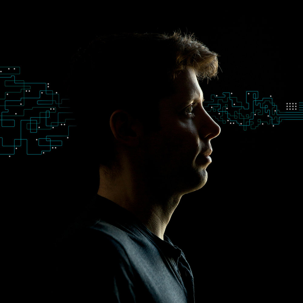 Sam Altman for California Sunday Magazine.
