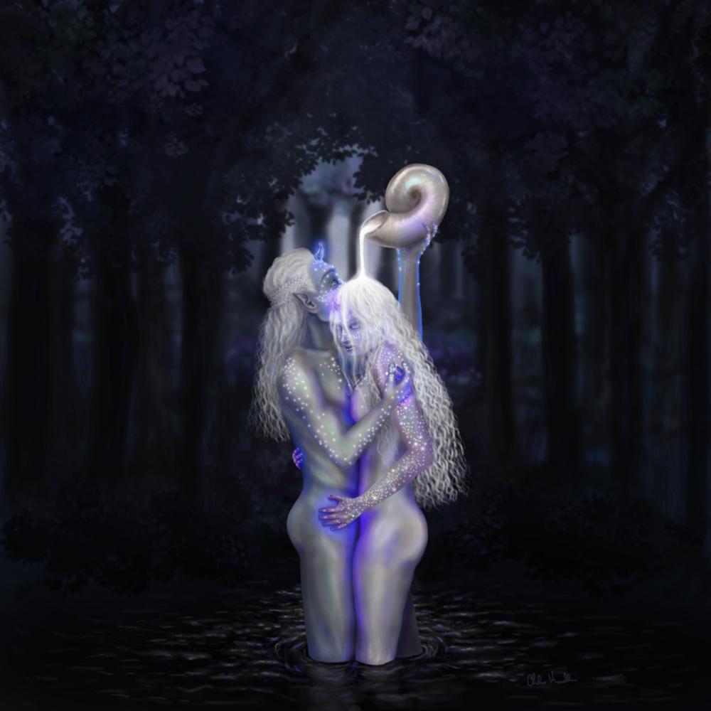 """""""Bathe Her in Moonlight"""""""