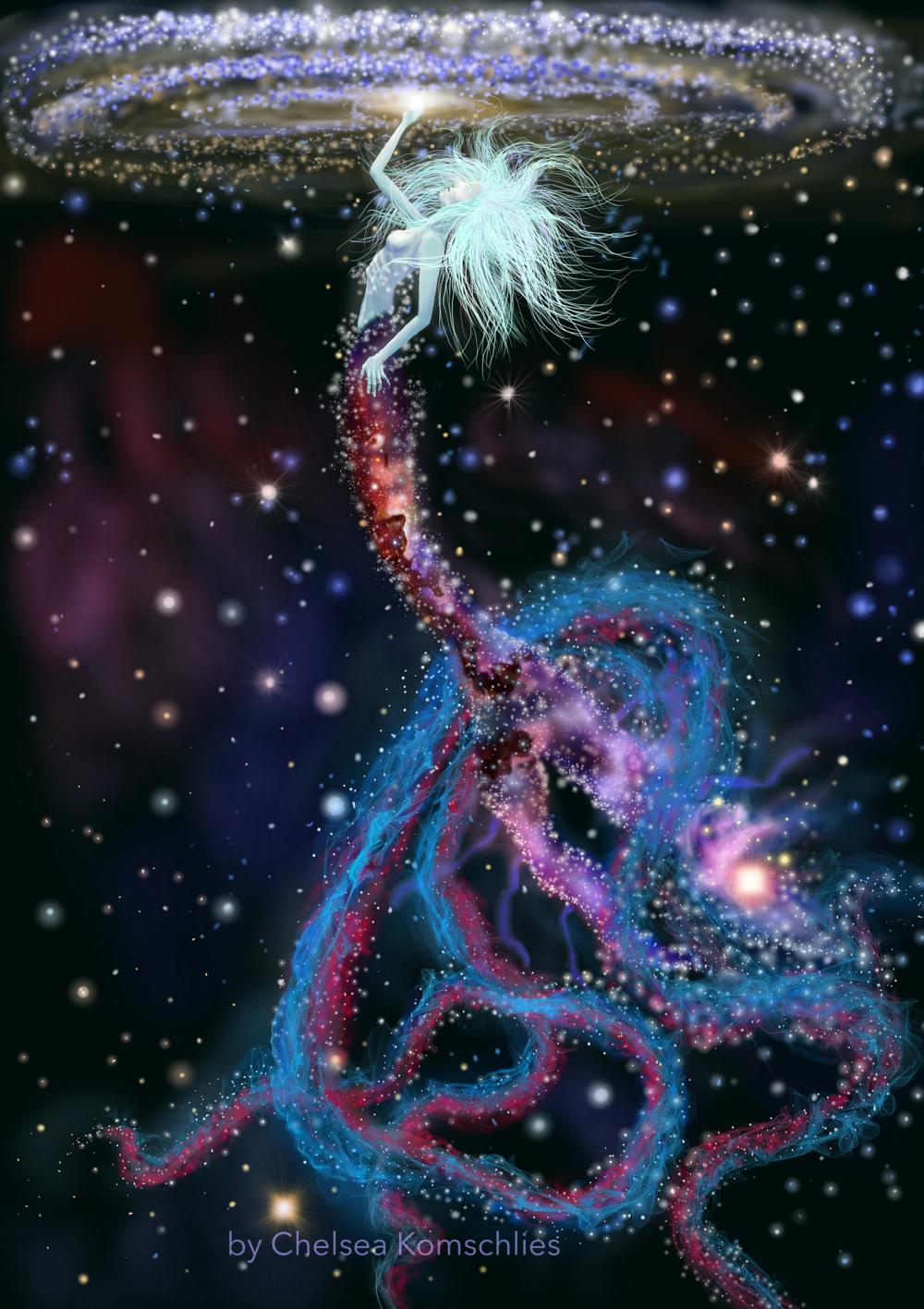 """""""Space Mermaid"""""""