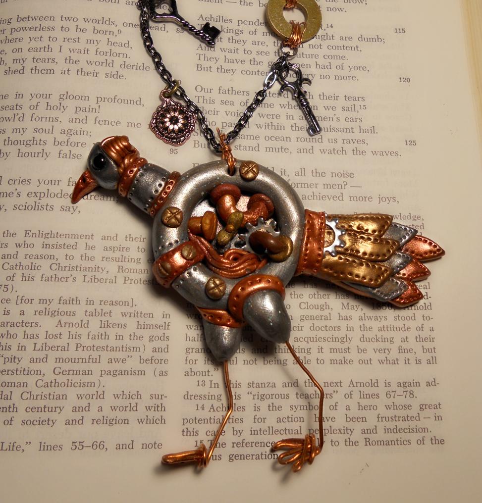 """""""Mechanical Bird"""""""