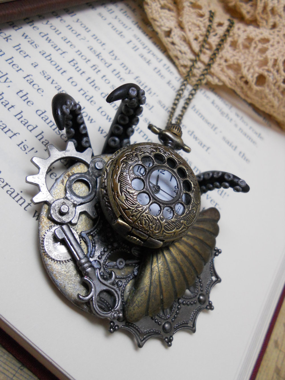 """""""Keeper of Time"""""""