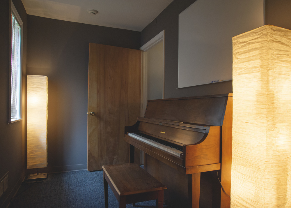 Piano and Voice Studio