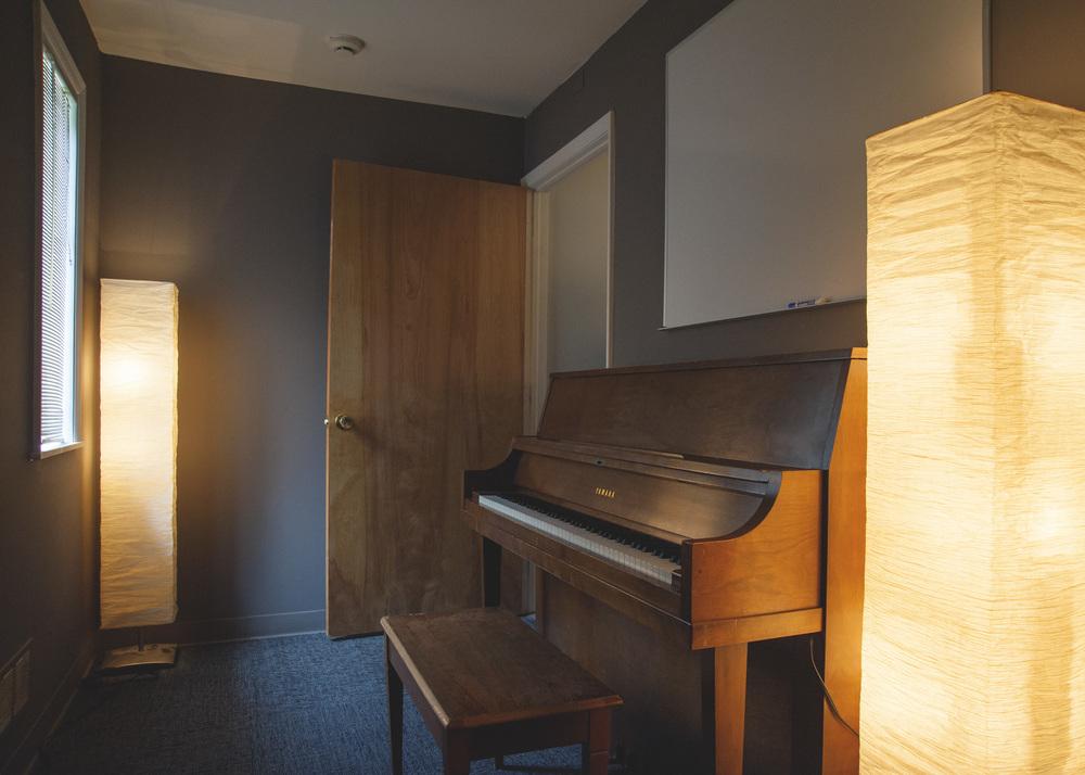 Piano and Voice Studio