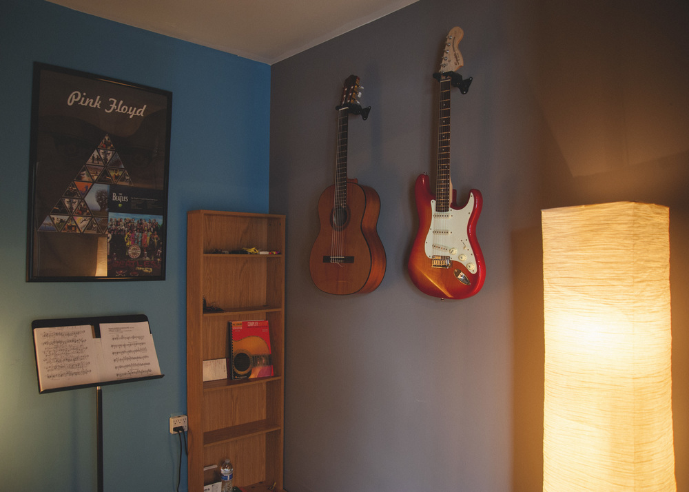 Guitar and Bass Studio