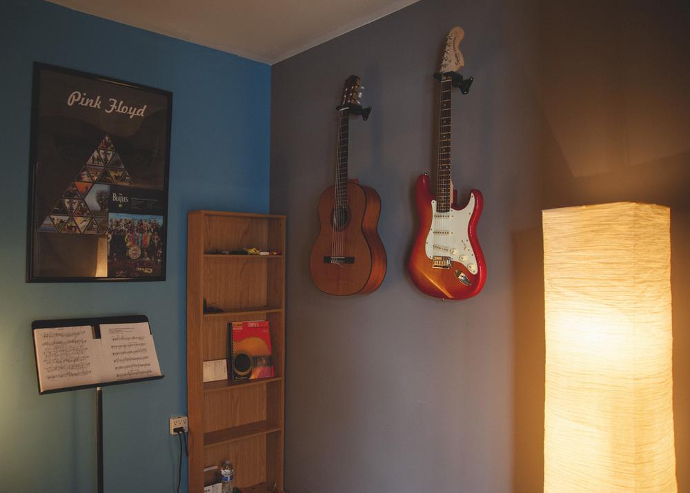 Guitar and Bass Studio