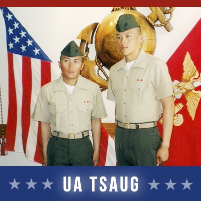 Amazed by your courage and inspired by what you have become,  Chueyee Xiong and Yong Shia Xiong , I am so proud to call you my brothers.       To all the men and women who have served in the military, I am honored to wish you a very happy Veteran's Day.