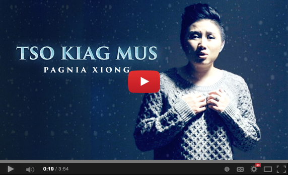 "IT'S HERE! I am so excited to present you the ""Tso Kiag Mus (Let It Go)"" MV. May you be as inspired as I have through this song. Credits: Lyrics Translated by Nancy Xiong & Pagnia Xiong Music Produced by Tchoua Xiong Music Video Produced by Kong Lor — http://www.konglor.com"
