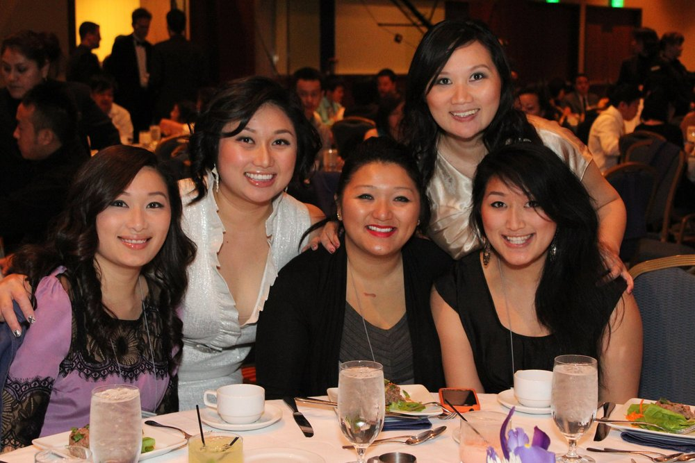 Me with my amazing sisters at 15th Annual Hmong National Development Conference, Minneapolis, MN Photo Courtesy of Kong Lor