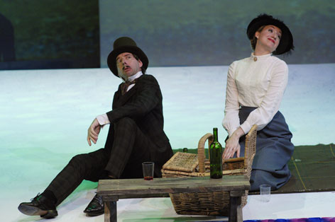 Jennifer Peers - Sunday In The Park With George - Q Theatre