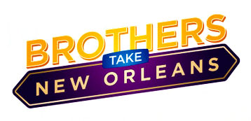 "AS SEEN ON HGTV'S ""Brothers Take New Orleans"" with Jonathan Scott, Team Jonathan"
