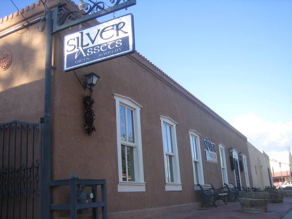 Silver Assets store in Old Mesilla