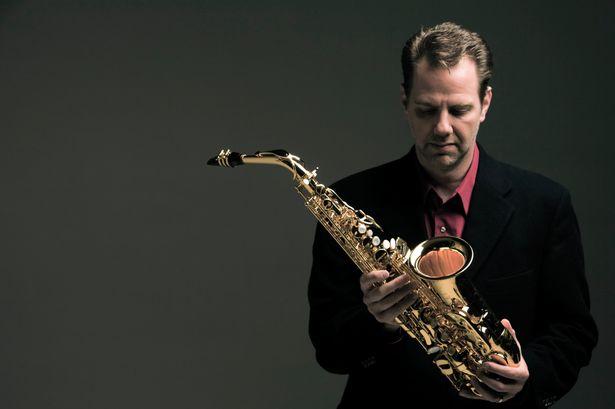 Timothy McAllister, Saxophonist