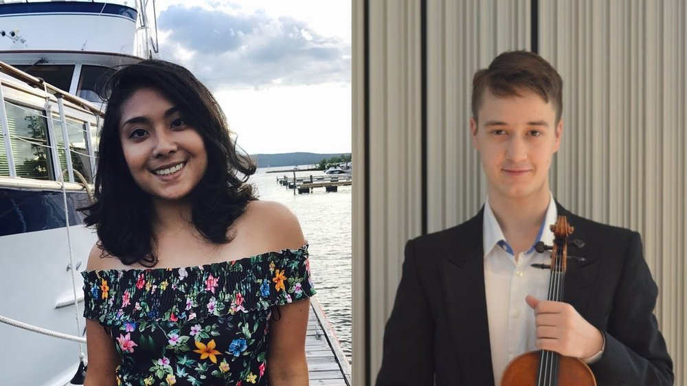 Ritu Mukherjee and Nathanael Leavitt