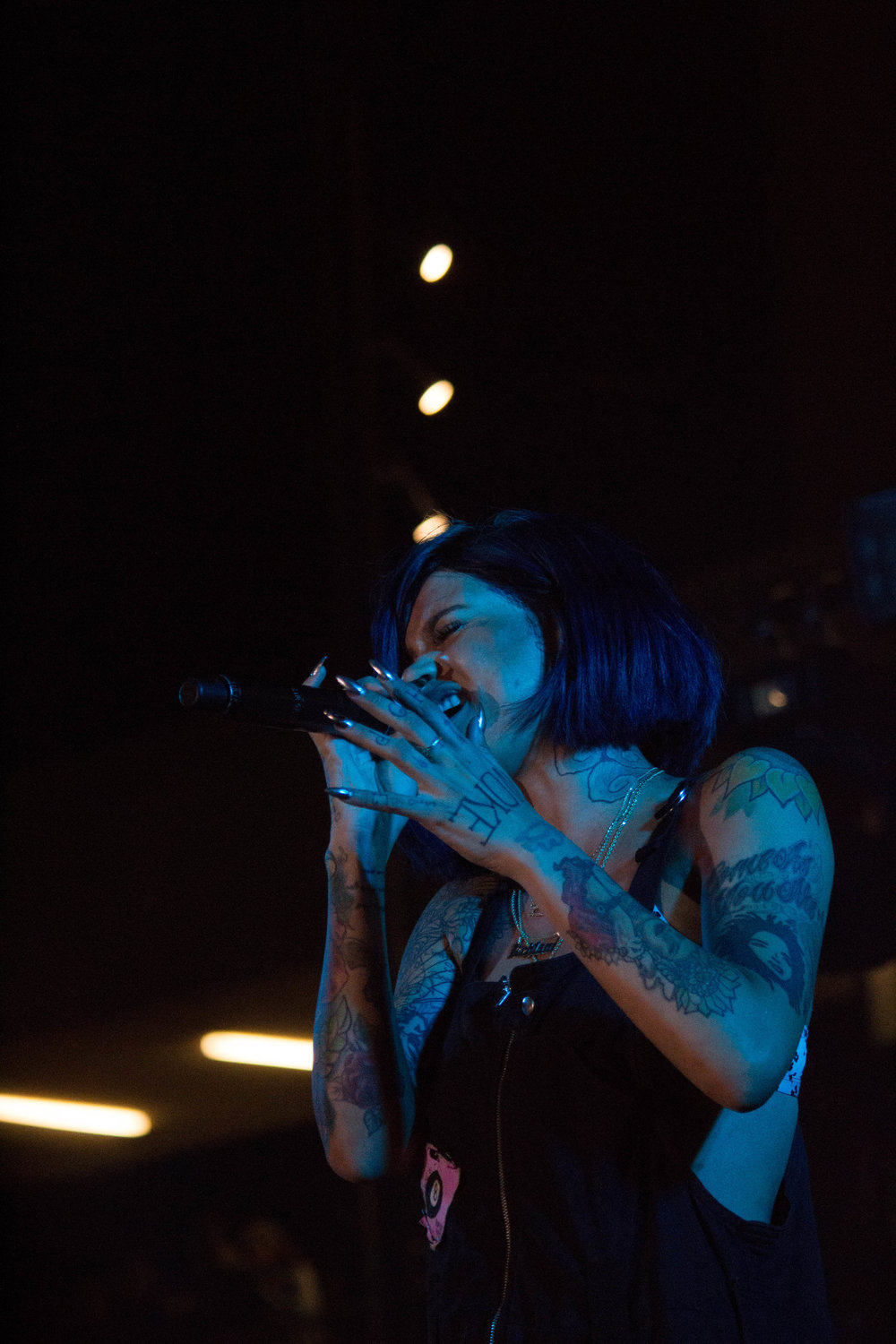Kehlani at UC Berkeley -
