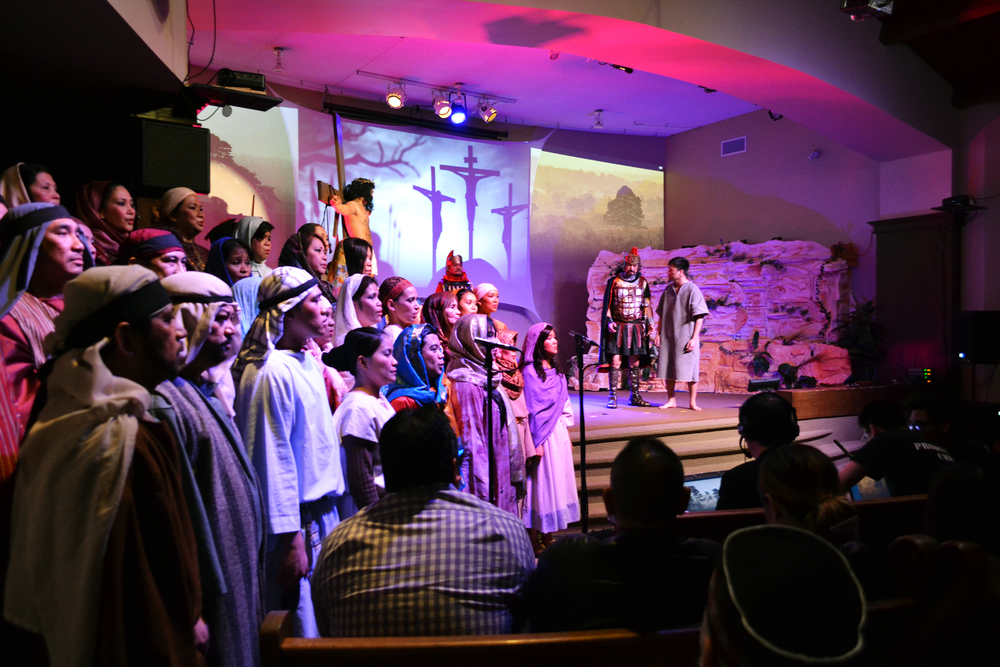 Annual Easter Cantata  Events
