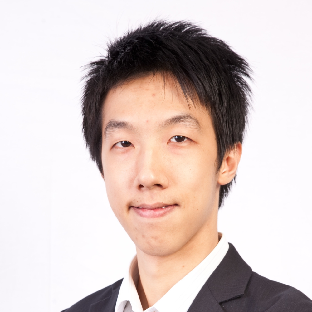 FERGUS CHAN  Co-founder