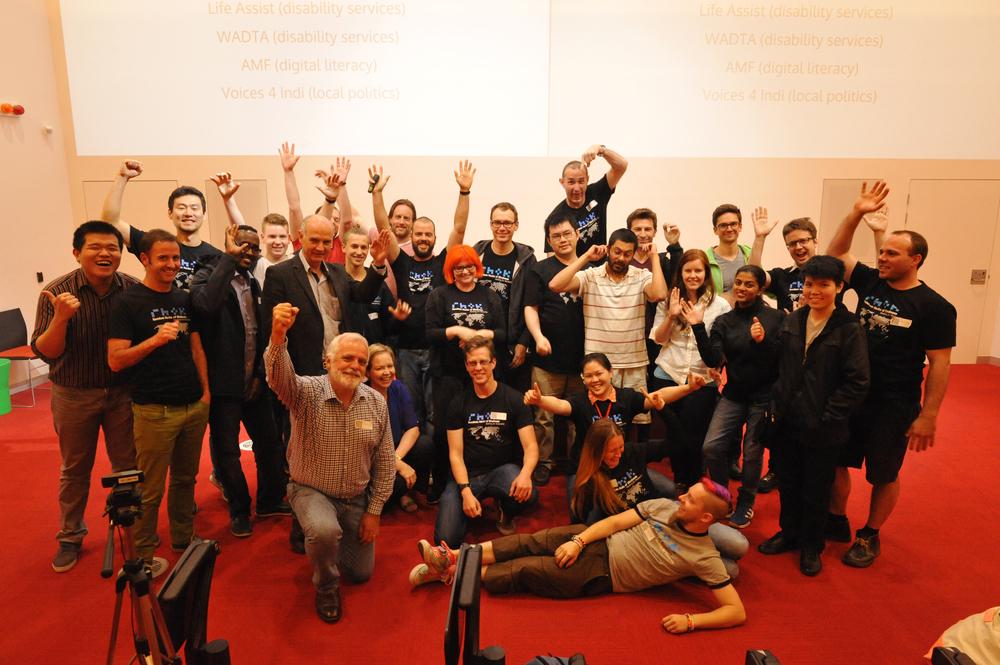 Melbourne Summer Hackathon 2014