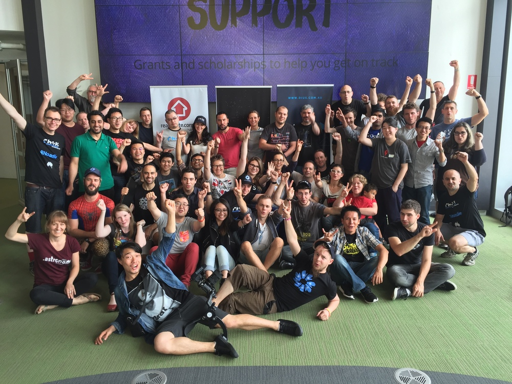 Melbourne Summer Hackathon 2015