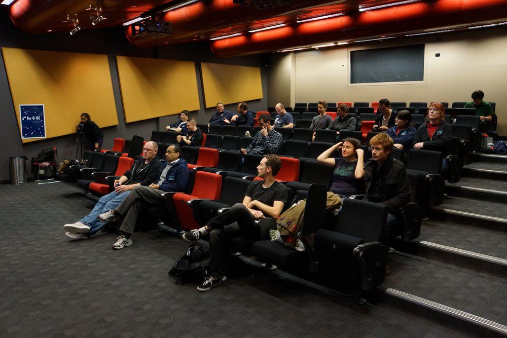 2013 Winter Hackathon - Swinburne University of Technology