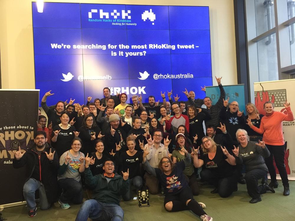 Melbourne Winter Hackathon 2016