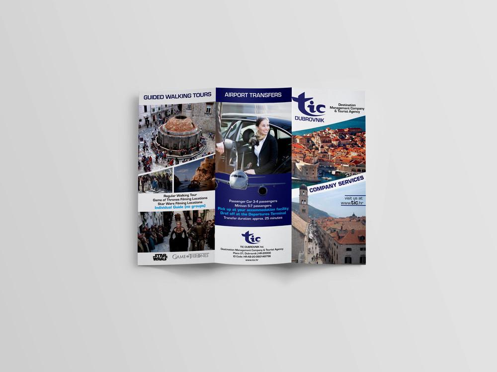 Brochure | TIC Agency