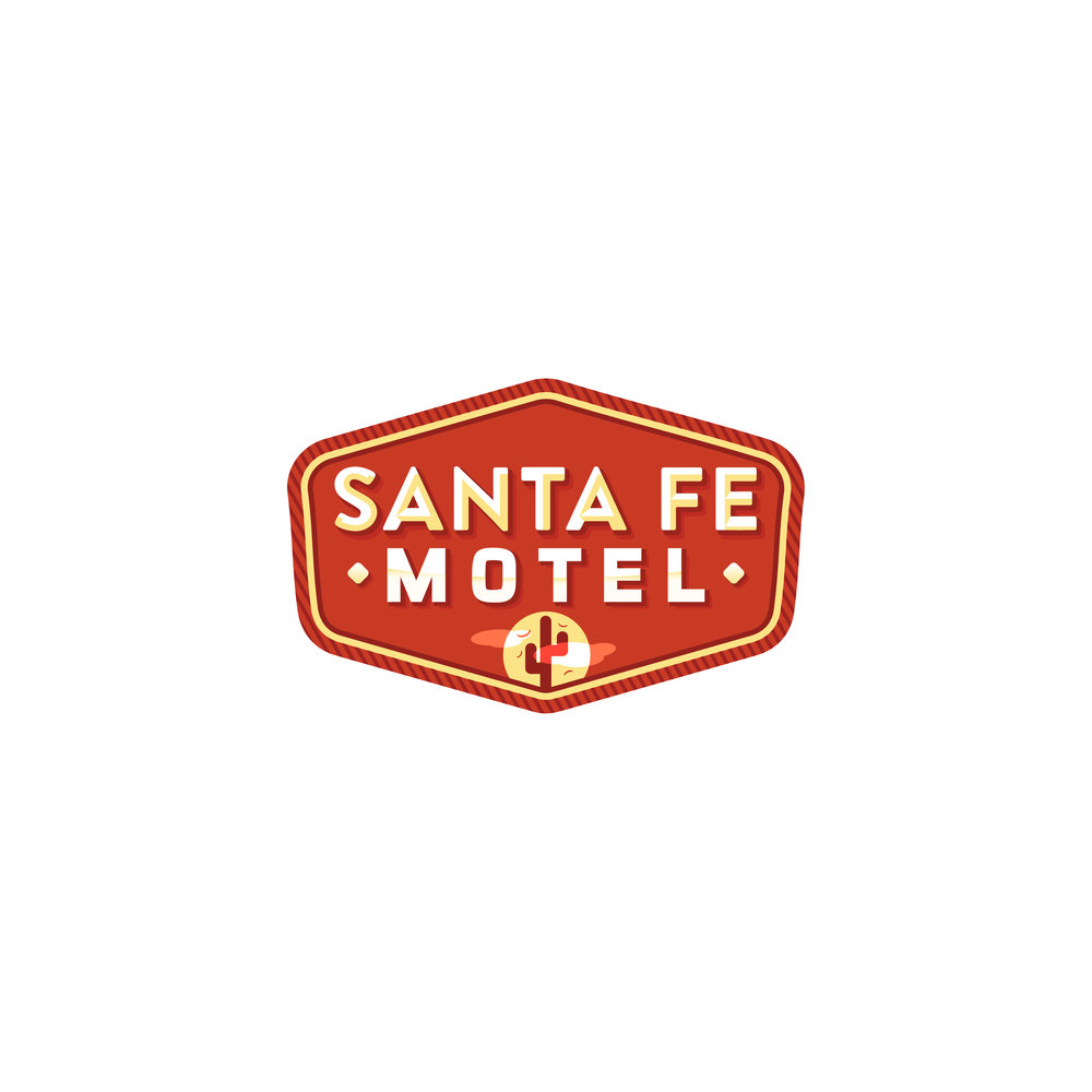 Branding | Santa Fe Motel