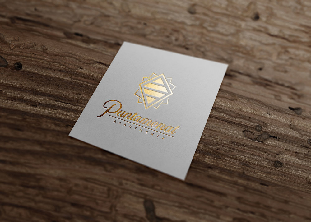 Branding | Puntamenat Apartments