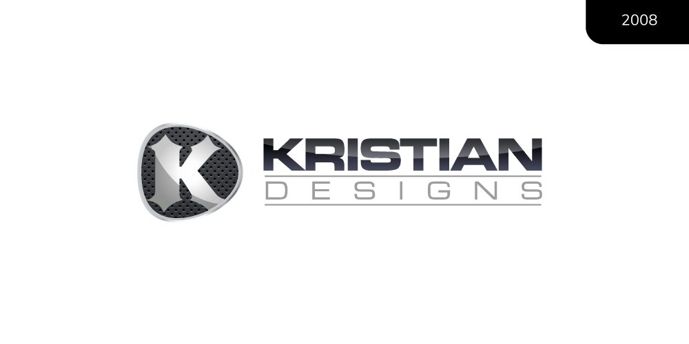 First Kristian Designs Logo (2008)