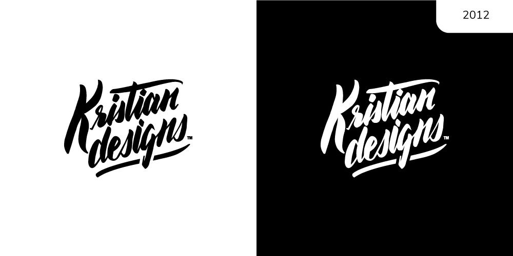 Kristian Designs Logo (2012)