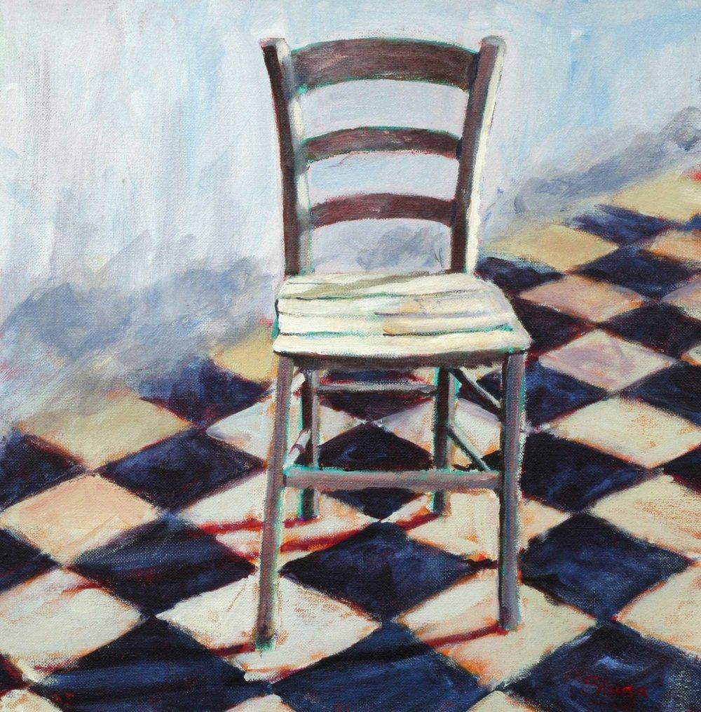 Chair 40.5 x 40.5 cm