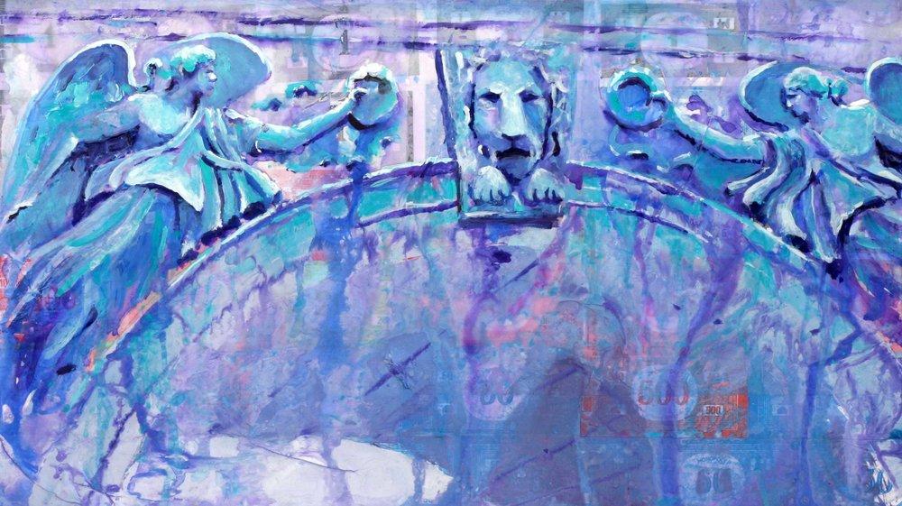 MONOPOLY Park Lane 52 x 29 cm