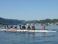 Youth rowing programs