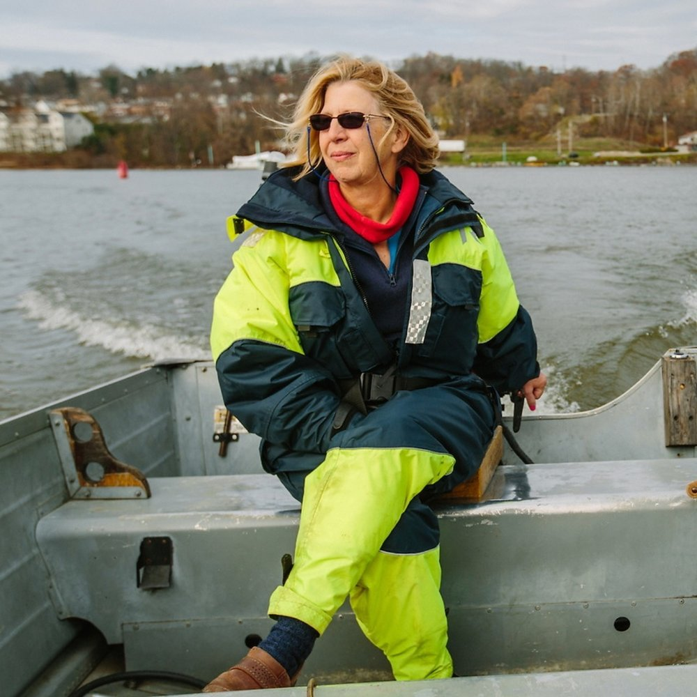 Lucy Tuttle-Smith - Boatwoman, Coach