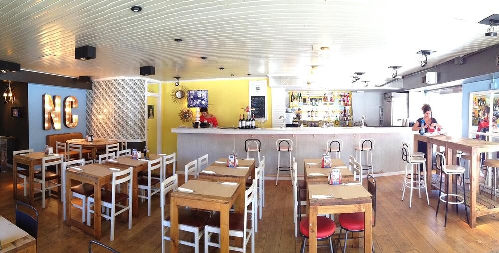 Restaurant NEGRO CARBÓN