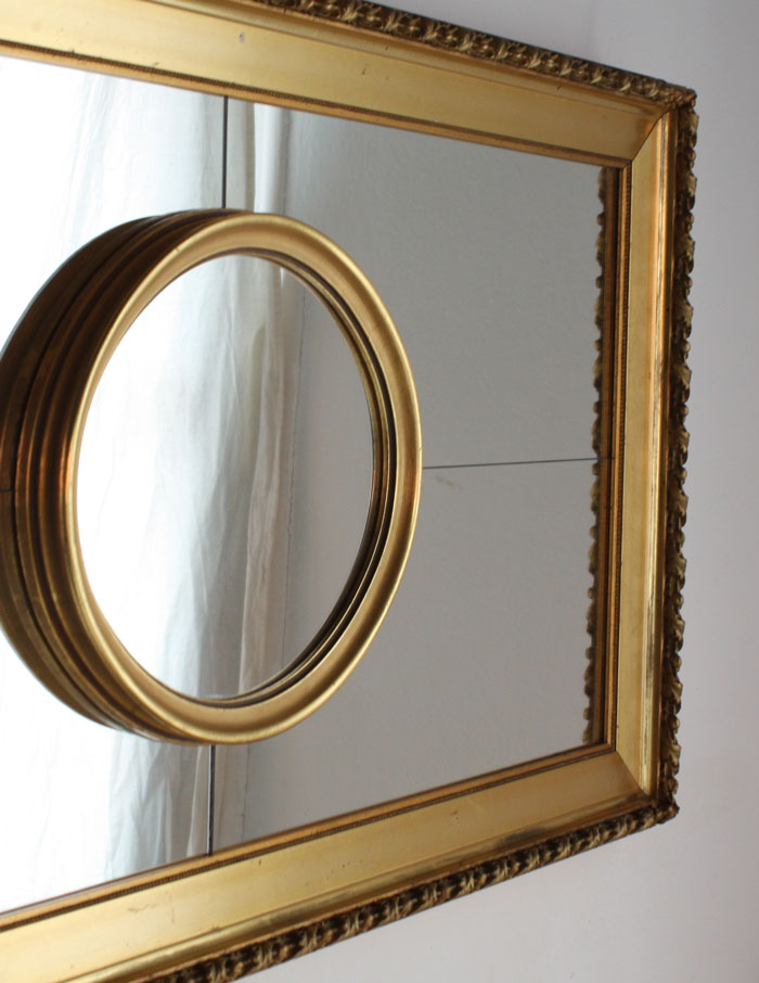 Miroirs inscrits