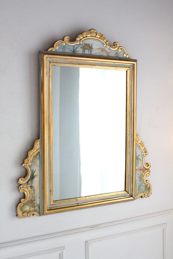 Miroir Chinoiseries