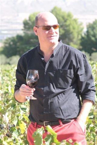 Gabriel Martinez, winemaker