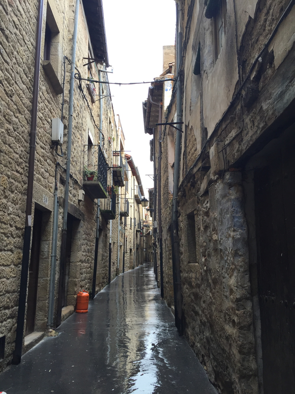 Narrow Streets of LaGuardia Village