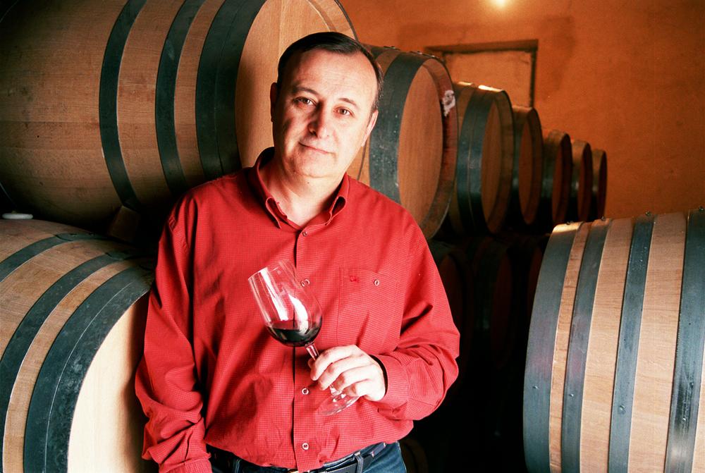 Juan Jimenez, winemaker