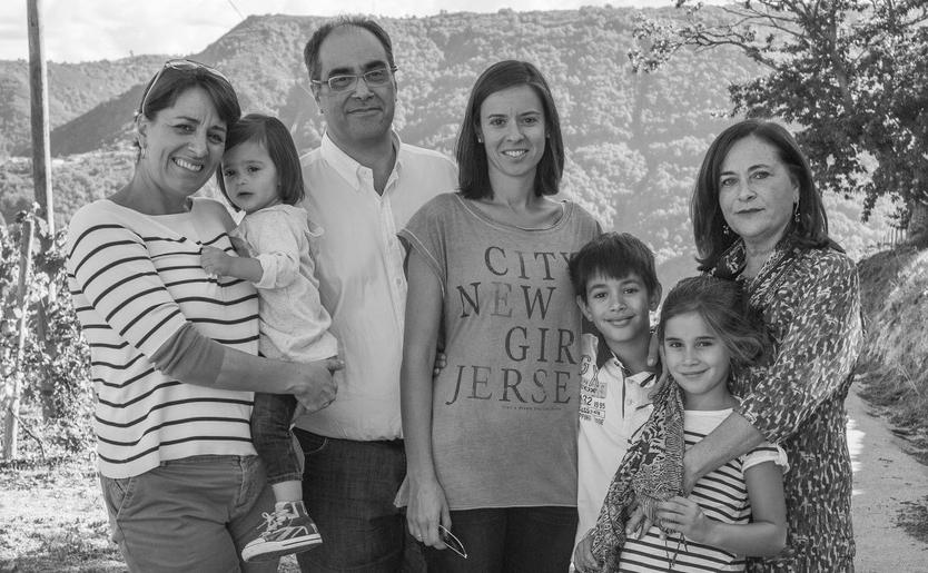 The Vázquez Family