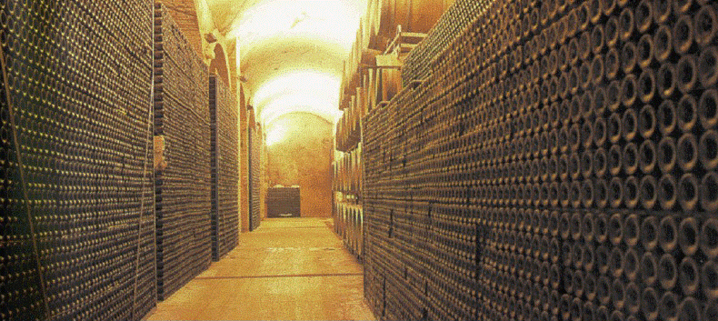 Lacueva bottle room.jpg