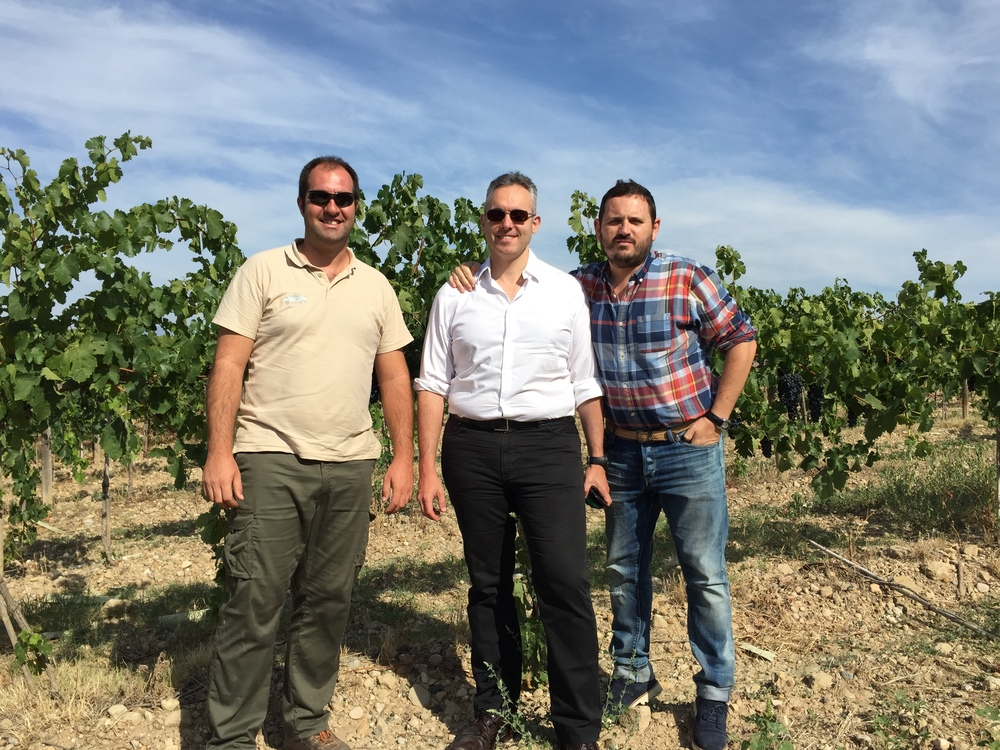 Florencio with viticulture specialist and marketing.JPG