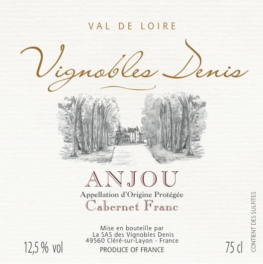 Vignoble Denis red front label.jpg
